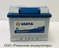 6ст-60 VARTA Blue Dynamic (560 127 054) пп